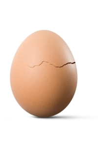 cracked egg 2
